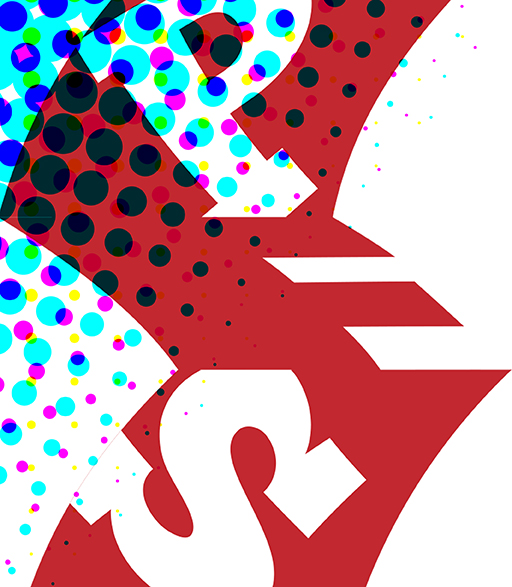 Print Festival Scotland logo
